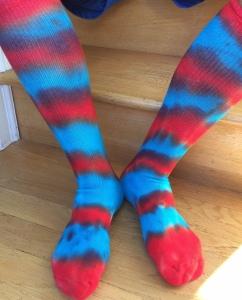 He wanted socks for Christmas