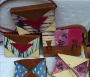 Rocío's bags
