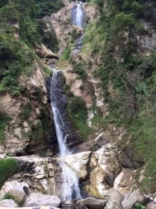 Solola waterfall